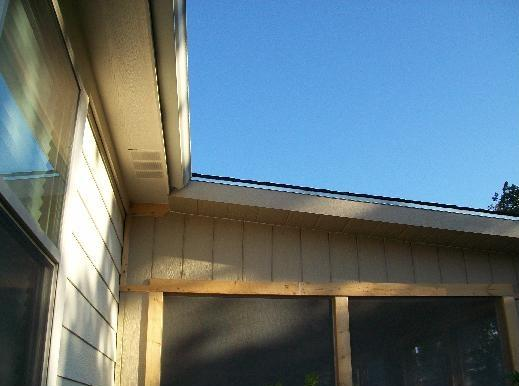 Builder Warranty Inspection Reveals a Roof Construction Problem